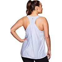 RBX Active Women's Plus Size Workout Yoga Relaxed Tank Top