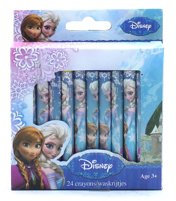 Frozen coloring pages amazon - Disney Frozen 24 Crayons