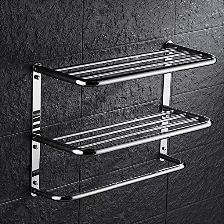 TRRE@ 304 stainless steel 3-tier bathroom shelves, bathroom chrome on wall mounted bookcase white, wall mounted bathroom benches, wall shelves for bathroom, wall mounted bathroom vanity unit, wall mounted bathroom shelving ideas, wall mounted bathroom cabinets, wall mounted bathroom trash can, wall mounted shelf with drawers, wall mounted wood handrails, floating wall shelves, wall shelves and bathroom cabinets, wall mounted bathroom cupboard, wall mounted bathroom drawers, wall mounted towel bars, wall mounted bathroom towel hooks, wall mounted bookshelves for a small bedroom, wall mounted corner shelf unit, wall mounted shelf blueprints, wall mounted vanities for bathrooms, wall sink supports,