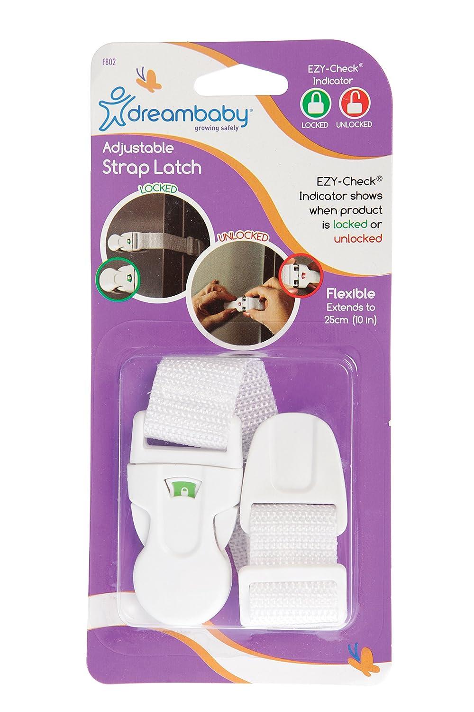 Dreambaby E-Z Check Strap Latch