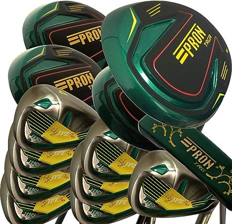 Japan Epron Titanium Driver 3 5 7 Fairways juego de palos de golf ...