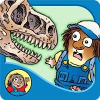 The Lost Dinosaur Bone - Little Critter