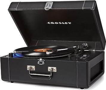 Crosley Keep Sake Deluxe USB - Tocadiscos: Amazon.es ...