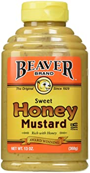 Beaver Kosher And Vegetarian Honey Mustard