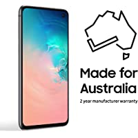 Samsung SM-G970FZWAXSA Galaxy S10e 128GB Smartphone (Australian Version), Prism White