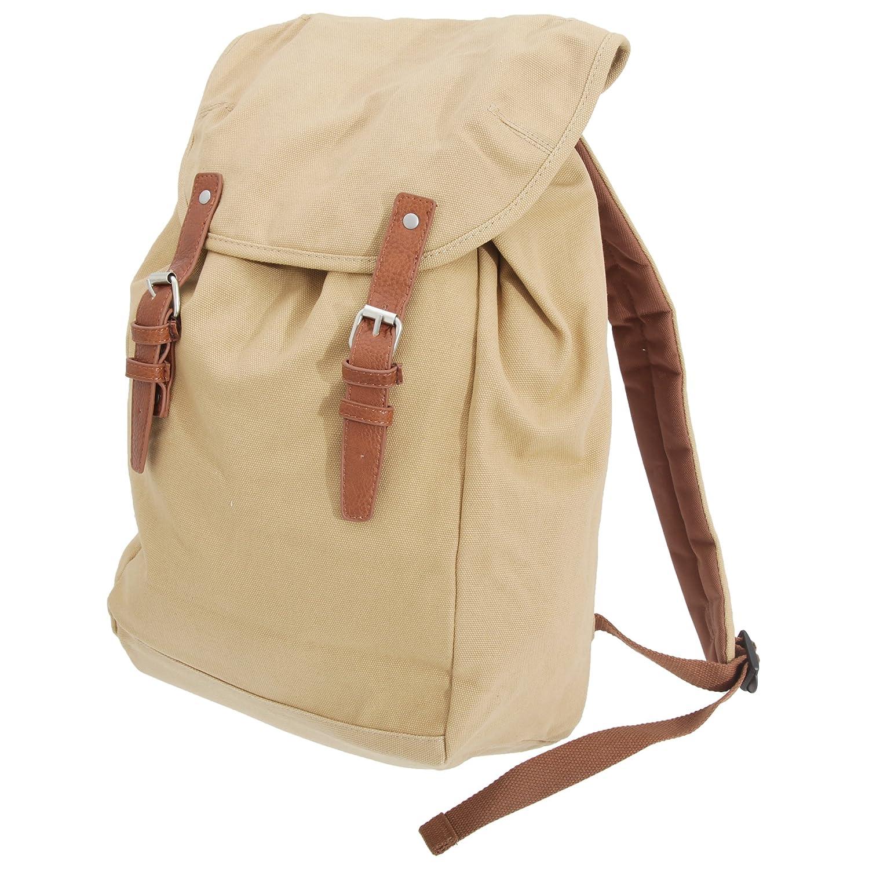 Amazon.com | Quadra Vintage Rucksack/Backpack (One Size) (Black) | Backpacks