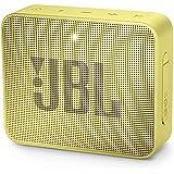 Jbl Go 2 Küçük Müzik Kutusu, Su Geçirmez, Taşınabilir Bluetooth Hoparlör, Eller Serbest Konuşma Fonksiyonlu Sarı
