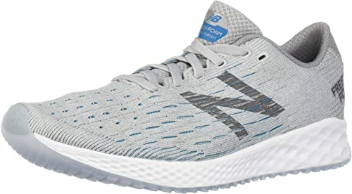NEW BALANCE Zante Pursuit V1 Fresh Foam Low-Top, Color Gris, Talla 40 EU: Amazon.es: Zapatos y complementos
