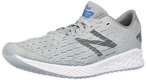 ed7886456 New Balance Men's Zante Pursuit V1 Fresh Foam Running Shoe, Light  Aluminum/Steel/
