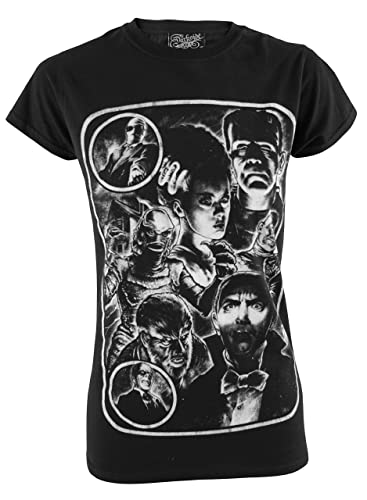 Darkside Clothing - Camiseta - para Mujer