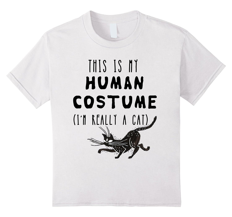 Mens Human Costume Really Cat-Samdetee
