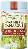 Le Saunier De Camargue Fleur De Sel Sea Salt, Round Box, 35.27-Ounce