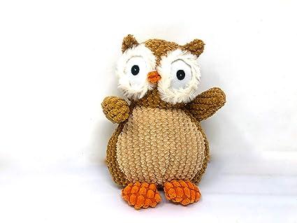 Amazon.com: Lyon & Smith - búho de cordura, color marrón ...