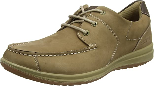 TALLA 41.5 EU. Hush Puppies Runner, Mocasines para Hombre