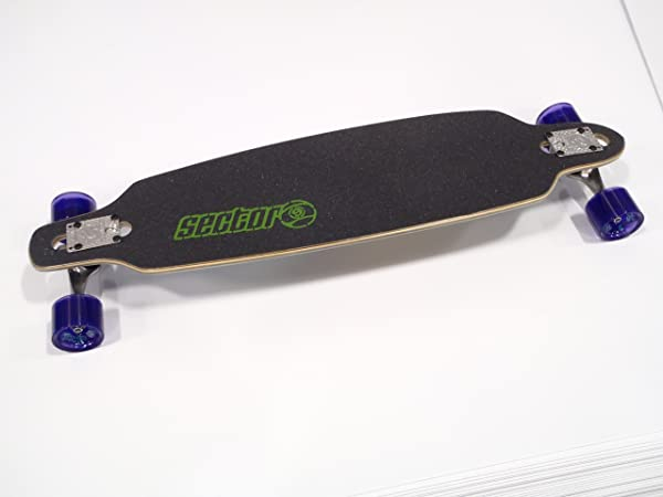 Sector 9 Fractal Complete Skateboard, 9.0 x 36.0-Inch Review