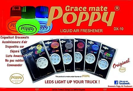 Grace Mate Poppy Lufterfrischer Erdbeere Auto