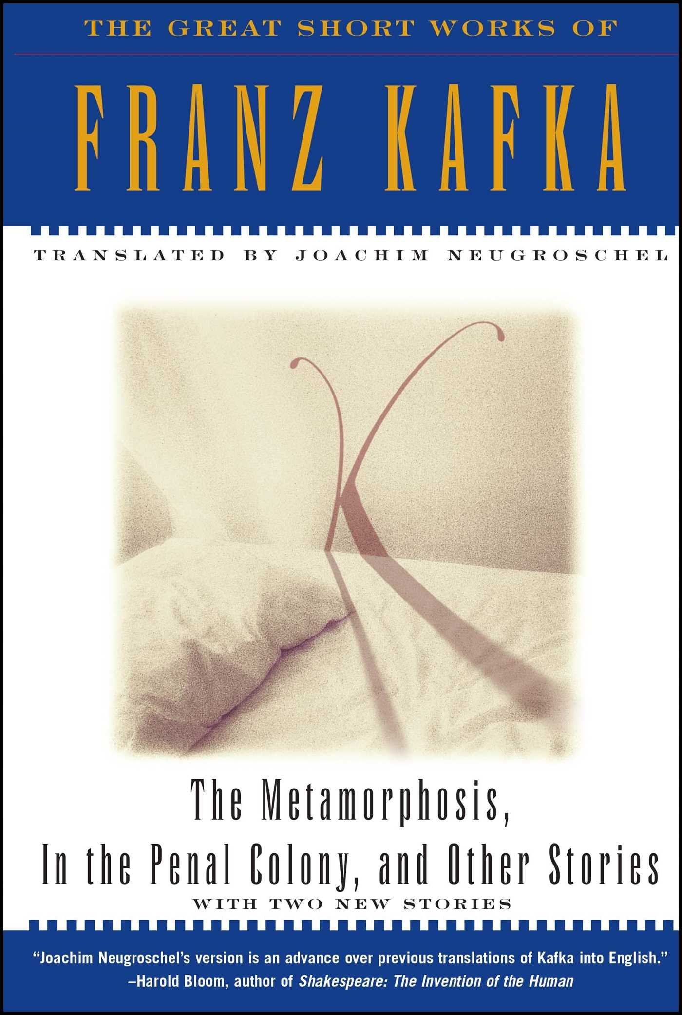 Amazon Com The Metamorphosis In The Penal Colony And Other