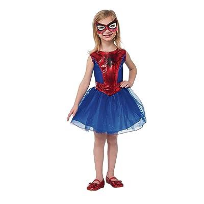 Rubie's Marvel Classic Child's Spider-Girl Costume, Medium: Toys & Games