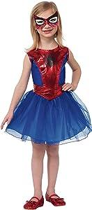 Rubie's Marvel Classic Child's Spider-Girl Costume, Medium