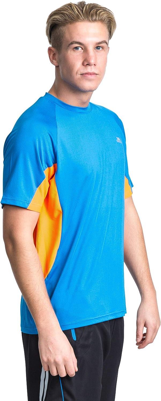 Trespass Mens Brewly Quick Dry Stretch T-Shirt