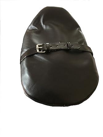 Full Black Real Cowhide Leather muir 6c09a834ea85