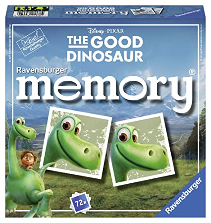 Ravensburger Memory 21178 - The Good Dinosaur, Spiel