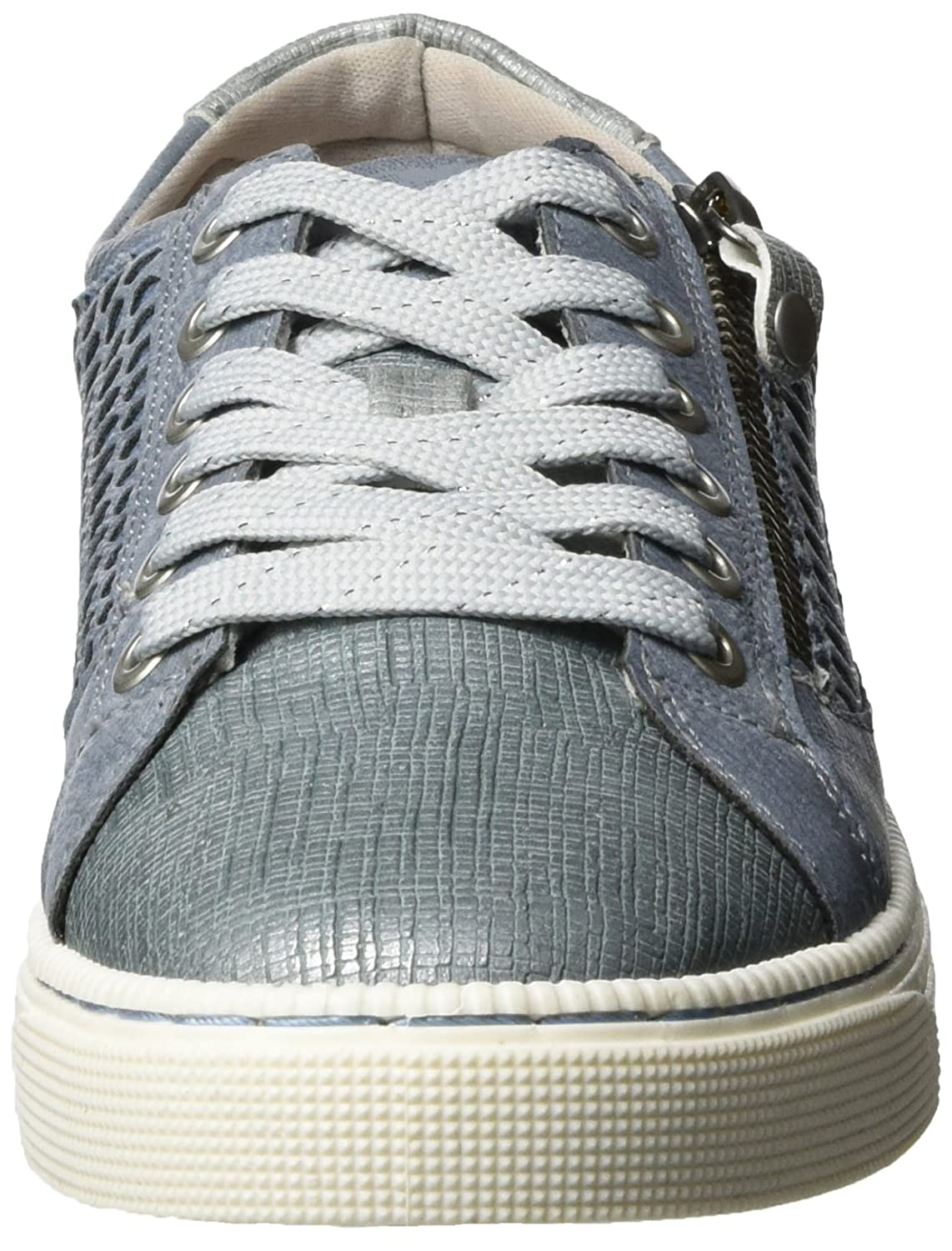 Womens 1246-303-875 Low-Top Sneakers, Blue (875 Sky) Mustang