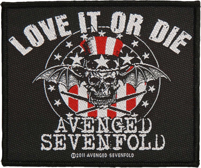 Avenged Sevenfold Deathbat Patch