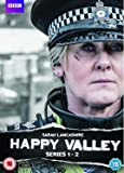 Happy Valley - Series 1 & 2 [DVD] [2016]