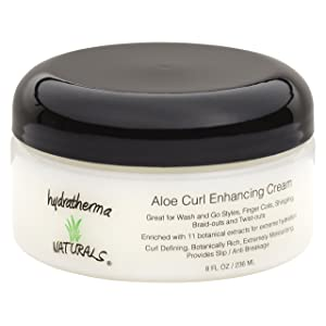Aloe Curl Enhancing Twisting Cream