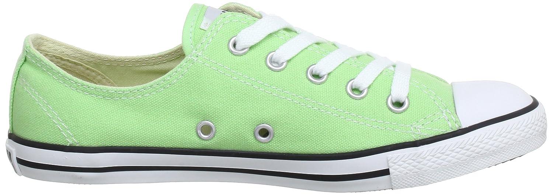 Converse As Dainty Sneaker Ox 202280-52-61 Damen Sneaker Dainty Grün (Vert Pale) 4b4a16