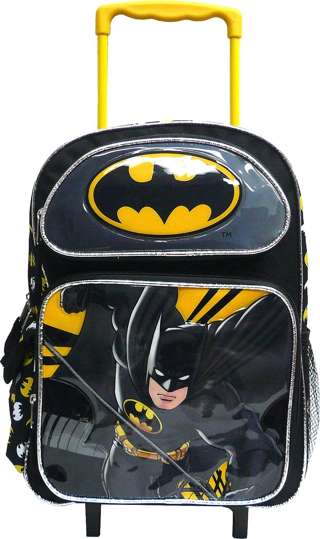 NEW DC Comics Batman Trolley Backpack