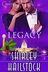 Legacy (Capitol Chronicles Book 5) Kindle Edition