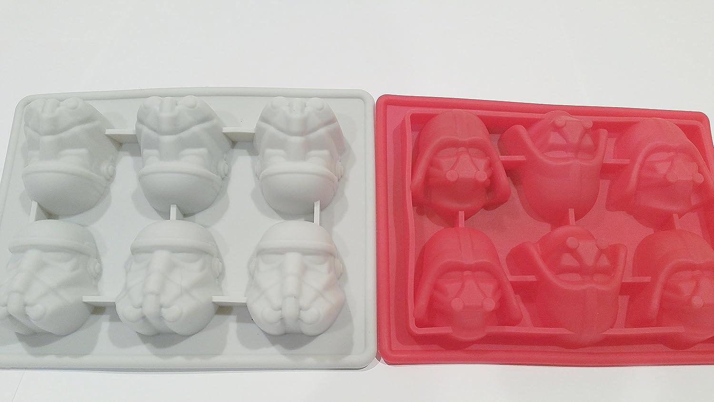Star Wars Set de moldes de 9: Amazon.es: Hogar