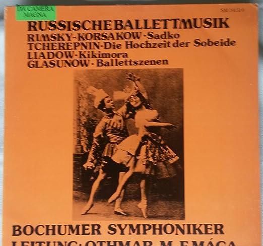 Alexander Tcherepnin Rimsky Korsakov Liadov Alexander Glazunov