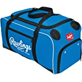 Rawlings Covert Player Duffle Bag, Scarlet