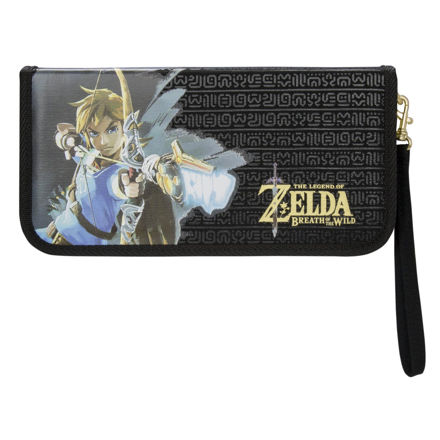 PDP Nintendo Switch Zelda Breath of the Wild Premium Travel Case for Console and Games
