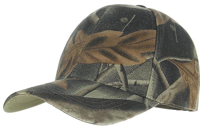 7aa6cdd3e67 La Vogue Men Arm Camouflage Cap Outdoor Combat Snapback Baseball Cap Color  1  Amazon.co.uk  Clothing