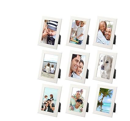 Amazon.com - IKEA Picture Frame, Photo Collage, IKEA White Picture ...