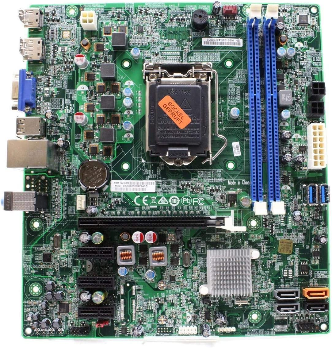 Medion Akoya P5250 H81h3 Em2 Ver 1 0 Mainboard Socket Computers Accessories