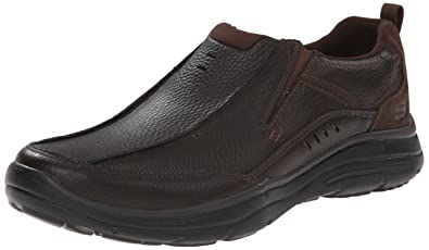 eb00c451685 Skechers USA Men s Glides Razan Slip-On Loafer