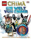 LEGO® Legends of Chima™. Die Welt von Chima: Minifiguren - Stämme - Fahrzeuge - Ausrüstung