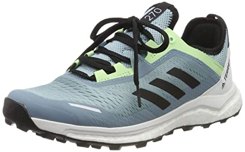 adidas grey and green sport scarpe
