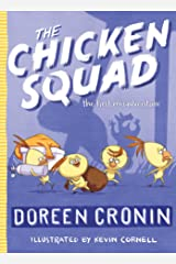 The Chicken Squad: The First Misadventure (Volume 1) Paperback