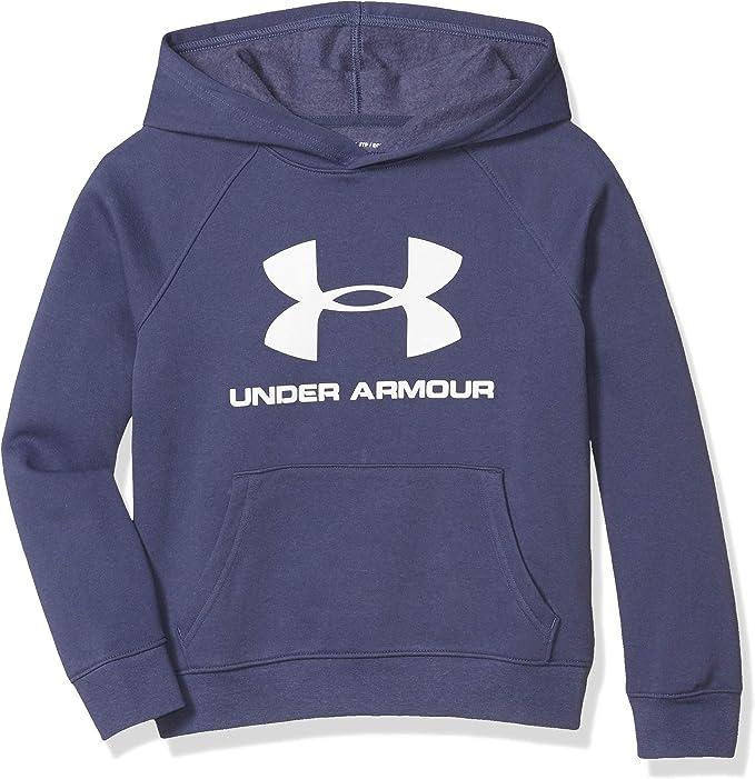 Under Armour Jungen Oberteil Rival Logo Hoody
