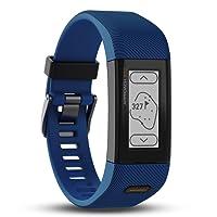Garmin Approach X10 GPS Cinturino Regular, Bolt Blu