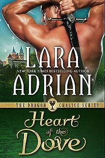 Heart of the hunter dragon chalice book 1 ebook lara adrian heart of the dove dragon chalice book 3 fandeluxe Epub