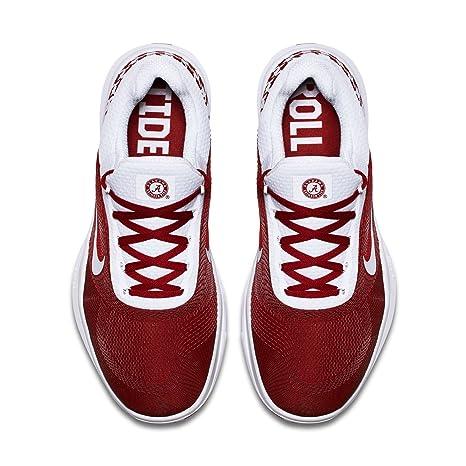 f0001b016cbc Amazon.com  Nike Alabama Crimson Tide Free Trainer V7 Week Zero College  Shoes - Size Men s 9.5 M US  Clothing