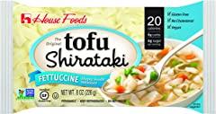 House Foods, Tofu Shirataki, Fettuccine Shaped Tofu, 8 oz