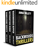 BACKWOODS THRILLERS: Gripping suspense fiction set in the wilds of Australia
